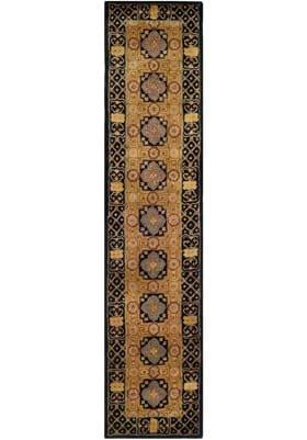 Safavieh CL301A Gold Black