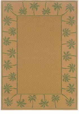 Oriental Weavers 606G6 Green
