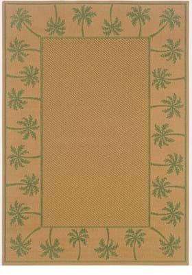 Oriental Weavers 606G6 Green
