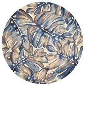 KAS Palms 751 Blue