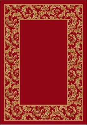 Milliken Corinthius 8479 Ruby 8006