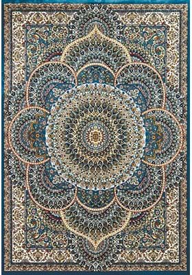 United Weavers Sarouk 1900-012 62 Cerulean