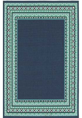 Oriental Weavers 9650B Navy