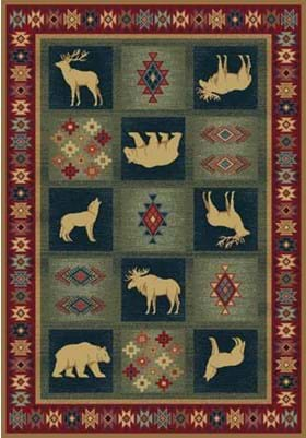 United Weavers 530-41917 Dakota Natural