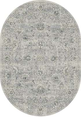 Dynamic Rugs 57126 9696 Silver Grey