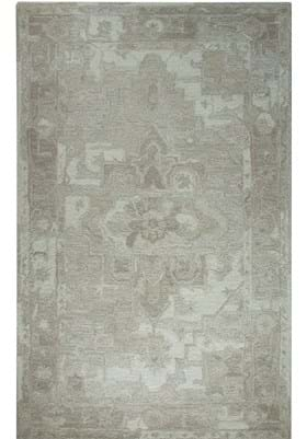 Dynamic Rugs 88801 116 Taupe Ivory