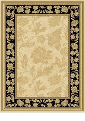Central Oriental Francesca 2040 Wheat Black