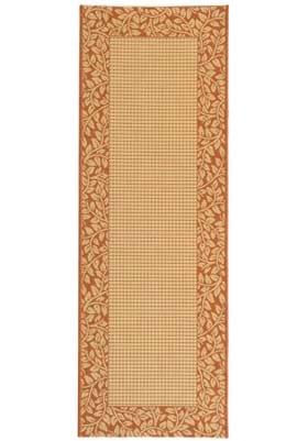 Safavieh CY0727 3201 Natural Terracotta
