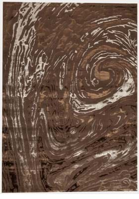 MAT Swirl Brown