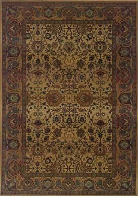 Oriental Weavers 332W Beige Red