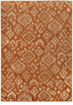 Oriental Weavers 5113C Orange Beige