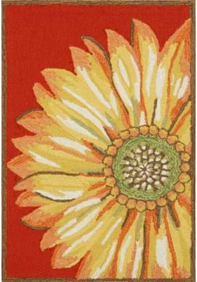 Trans Ocean Sunflower 141724 Red