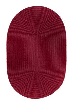 Rhody Rug S-157 Red Wine