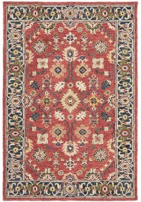 Oriental Weavers 28404 Red