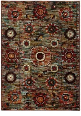 Oriental Weavers 6408K Multi