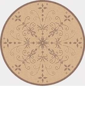 Dynamic Rugs 2583 3001 Natural Brown