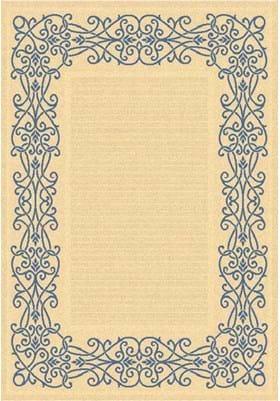 Safavieh CY1588 3101 Natural Blue