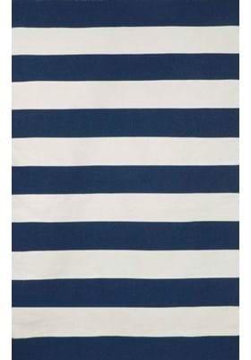 Trans Ocean Rugby Stripe 630233 Navy
