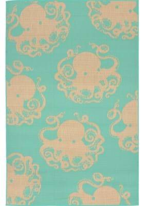 Trans Ocean Octopus 178493 Turquoise