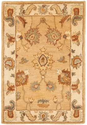 Safavieh BRG136A Taupe Ivory