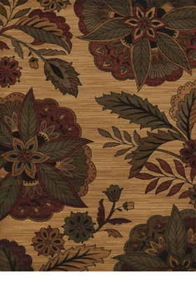 United Weavers 750-04775 Embroided Floral Multi