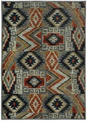 Oriental Weavers 5937D Blue Multi