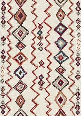 Dynamic Rugs 6228 101 Ivory Multi