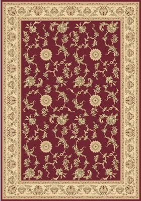 Dynamic Rugs 58017 330 Red