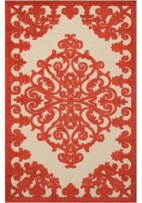 Nourison ALH12 Red
