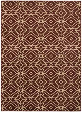 Oriental Weavers 5882B Red Ivory