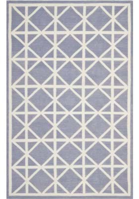Safavieh DHU558B Purple Ivory