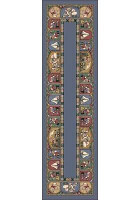 Milliken Toy Parade 4583 Lapis 7000