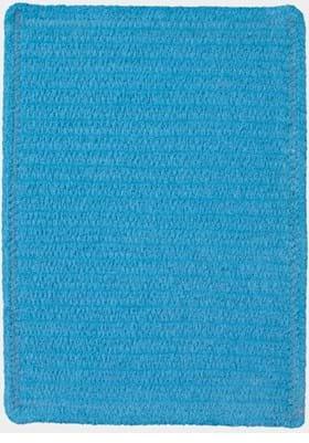 Capel Custom Classics Blue Cross Sewn Rectangle
