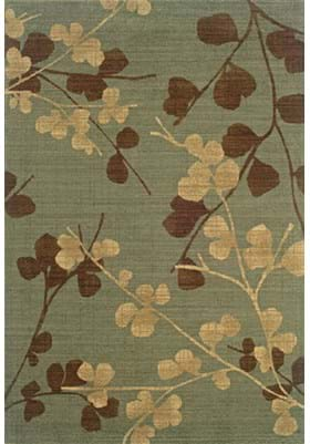 Oriental Weavers 1334L Green
