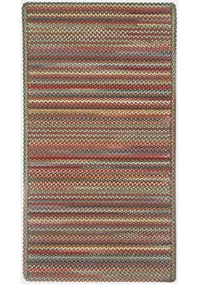 Capel Portland Brown Cross Sewn Rectangle