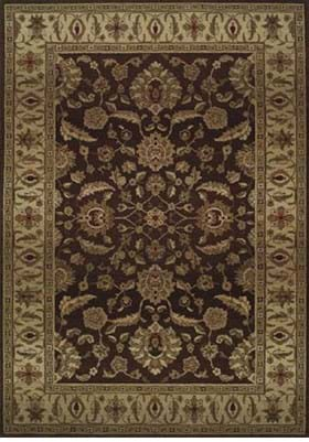 Oriental Weavers 952M1 Brown Beige