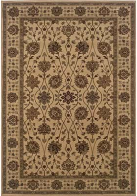 Oriental Weavers 733I Beige Green