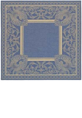 Safavieh CY2965 3103 Blue Natural