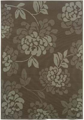 Oriental Weavers 4335B Brown