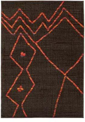 Oriental Weavers 6991N Brown Orange