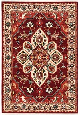 Oriental Weavers 5502C Red