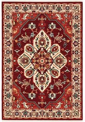 Oriental Weavers 5502C Red