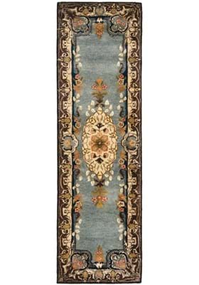 Safavieh BRG141A Light Blue Ivory