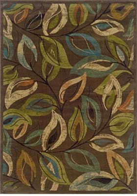 Oriental Weavers 1999A Brown