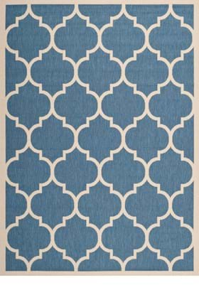 Safavieh CY6914-243 Blue Beige