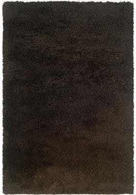 Oriental Weavers 520B4 Brown Black