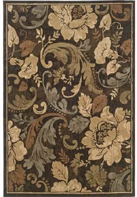 Oriental Weavers 1279E Brown Beige