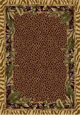 Milliken Jungle Safari 4559 Pale Topaz 4210