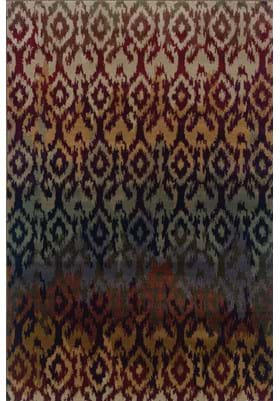 Oriental Weavers 3809G Multi Purple