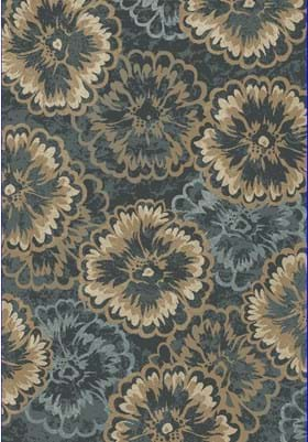 Dynamic Rugs 985013 554 Anthracite